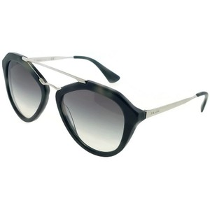 Prada PR12QS-USI0A7 Cinema Women's Grey Frame Grey Lens 54mm Sunglasses