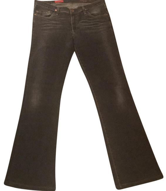 Item - Dark and Faded Medium Wash The Angel Boot Cut Jeans Size 30 (6, M)