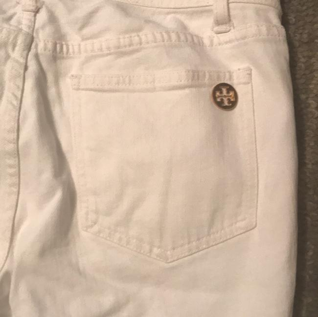 Tory Burch Boot Cut Jeans-Light Wash Image 2
