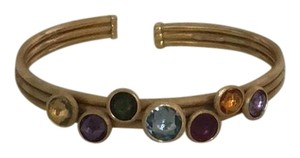 Marco Bicego Jaipur Mixed Stone Three Strand Cuff