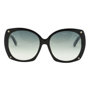 Tom Ford New Gabriella FT0362 Women Screw Detail Oversize Butterfly Sunglasses