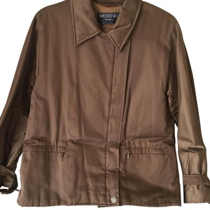Max Mara Chocolate brown Jacket