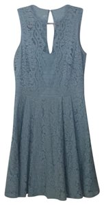 Julian Taylor short dress Blue on Tradesy