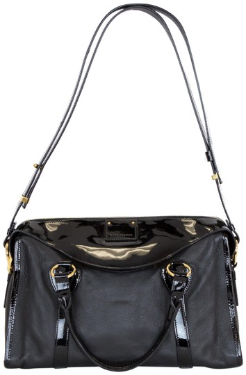 Preload https://img-static.tradesy.com/item/23076004/marc-jacobs-black-leather-satchel-0-1-540-540.jpg
