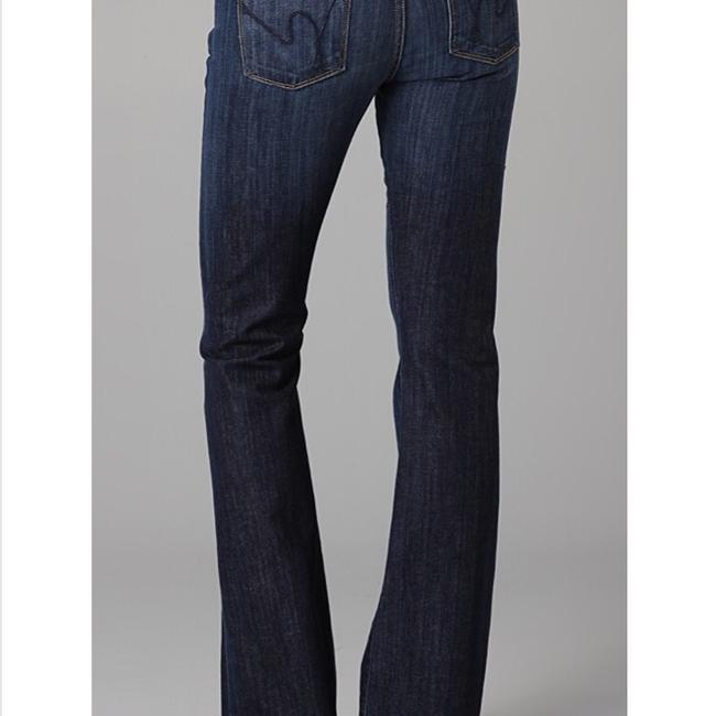 Citizens of Humanity Boot Cut Jeans-Medium Wash Image 3
