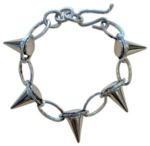 BaubleBar Spike hook eye bracelet