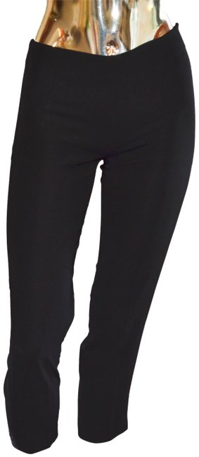 Preload https://img-static.tradesy.com/item/23076323/anna-molinari-black-polyester-i38-d32-leggings-size-os-one-size-0-1-650-650.jpg