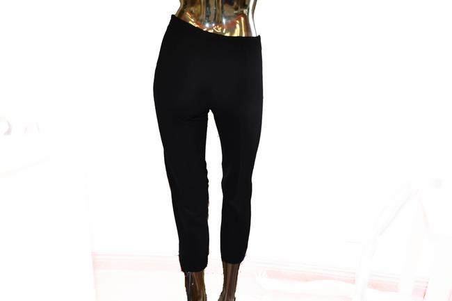 Anna Molinari Black Leggings Image 6