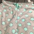 Pj Couture teal and grey PJ set Image 3