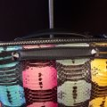 Fendi Python Multi-colored Studded Silver Hardware Satchel in Multi Image 2