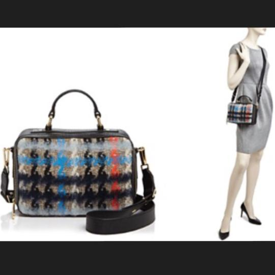 MILLY Satchel in Multi Image 6