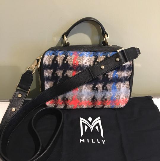 MILLY Satchel in Multi Image 7