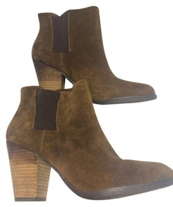 Vince Taupe Brown Boots
