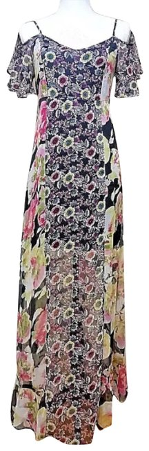 Preload https://img-static.tradesy.com/item/23076794/band-of-gypsies-multicolor-floral-color-shoulder-long-casual-maxi-dress-size-12-l-0-3-650-650.jpg