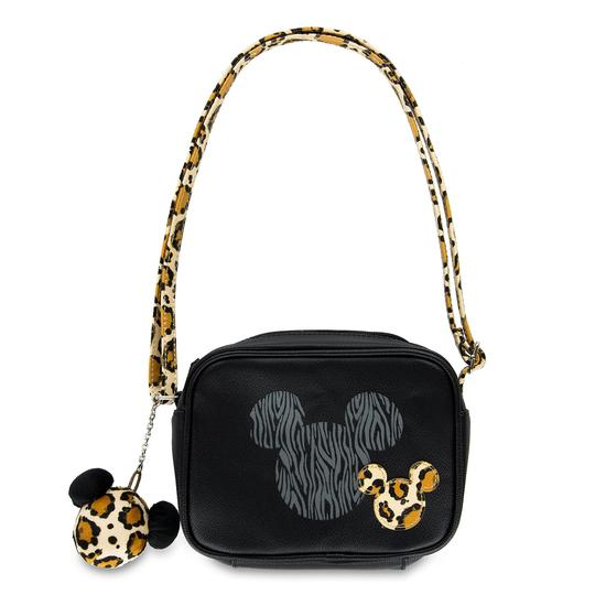 Preload https://img-static.tradesy.com/item/23077071/disney-animal-kingdom-black-pvc-cross-body-bag-0-0-540-540.jpg