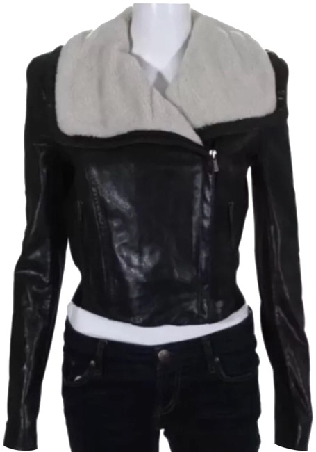 Item - Black New with Tags Fitted Jacket Size 2 (XS)