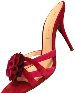 Casadei red Formal
