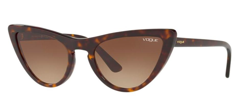 Vogue Gigi Hadid Cat Eye Sunglasses