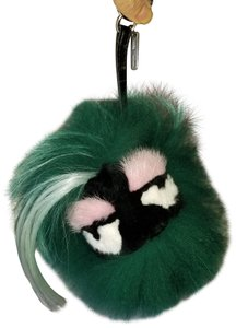 Fendi Minty Bag Bug Monster Key Chain Bag Charm