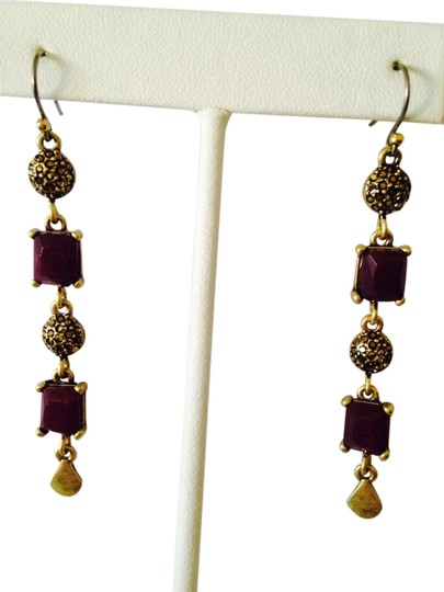 Preload https://img-static.tradesy.com/item/2307891/lucky-brand-redgold-earrings-only-additional-matching-pieces-seperately-0-0-540-540.jpg
