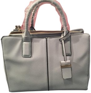 The Limited Work Tote Women's Handbags Preppy Chic Satchel in Light Blue