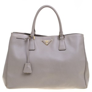 92579fc97d06 Added to Shopping Bag. Prada Saffiano Leather Tote in Grey. Prada Lux  Saffiano Large ...