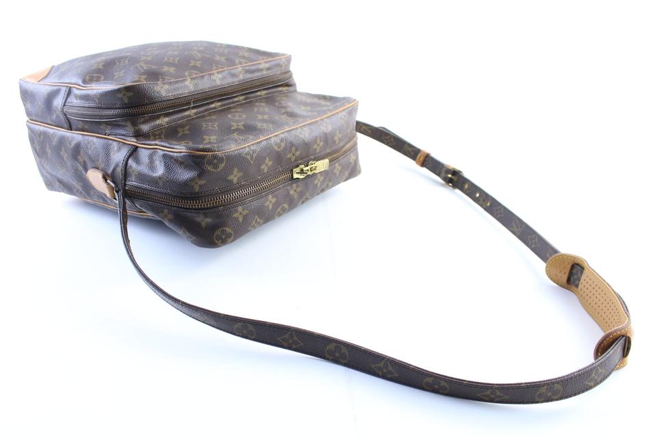 Louis Vuitton Extra Large Large Special Order Rare Limited Edition Cross  Body Bag. 123456789101112 47c956be07