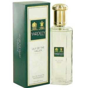 Yardley London YARDLEY-LILY OF THE VALLEY FOR WOMEN-EDT-4.2 OZ-125 ML-ENGLAND