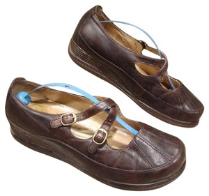 Dansko Mary Jane Suede New brown Mules