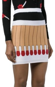 Moschino Mini Skirt Multi