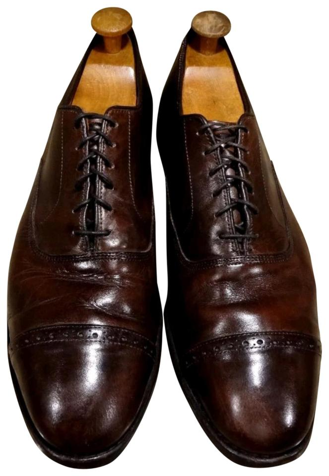 f6dcd5f2980 Brooks Brothers Brown Man Oxfords Color Formal Shoes Size US 13 ...