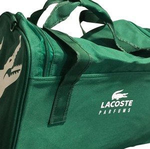 Lacoste green Travel Bag