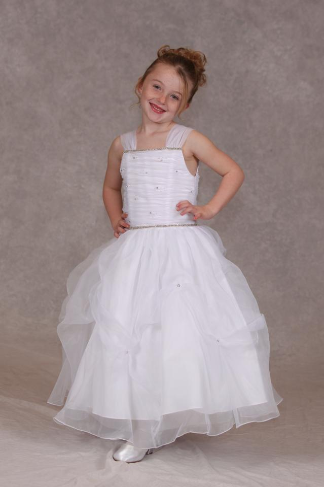 ed5a3bbbcb Sweetie Pie Collection White First Communion Dress 3012t Size 7 Image 0 ...