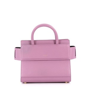 Givenchy Leather Satchel in light purple