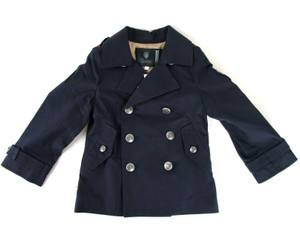 Gucci Navy Hysteria Kid's Military Jacket W/Brb Web Detail 3 257788 4440 Groomsman Gift