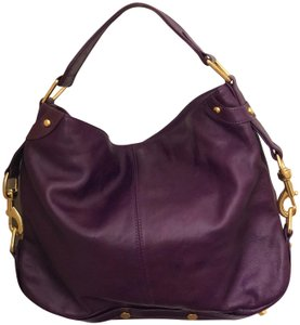 Rebecca Minkoff Leather Gold Hardware Without Tags Hobo Bag