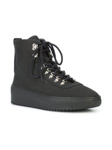 Fear of God Hiking Leather Gucci Balenciaga Black Boots