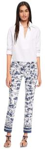 Tory Burch New New Straight Leg Straight Leg New Straight Fit New Pant Capri/Cropped Denim