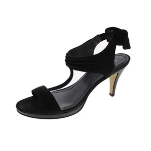 Nine West Slingback Black Sandals