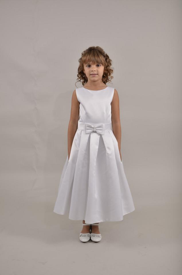1b237cfa02 Sweetie Pie Collection White First Communion Dress 547t Size 7 Image 0 ...