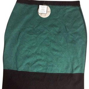 Lynn Ritchie Mini Skirt Teal