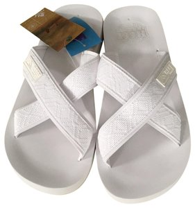 Reef White Sandals