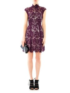 Lover Illusion Courtney Lace Sheath Dress