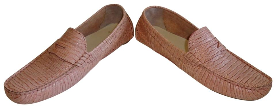 d29a1cfdd61 Cole Haan Pink Women s Trillby Driver Penny Loafer New-no Box Flats ...