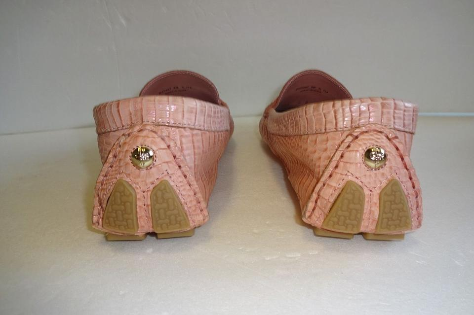 a0bcc6b81c2 Cole Haan Pink Women s Trillby Driver Penny Loafer New-no Box Flats ...
