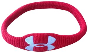Under Armour under armour red wrist band/ arm band