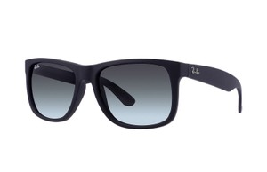 Ray-Ban Ray-Ban--Justin-Classic-Sunglasses-Black-Grey-Gradient RB4165