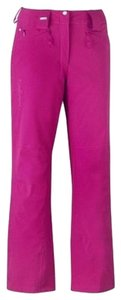 Salomon Salomon Brilliant Pink Snow Pant