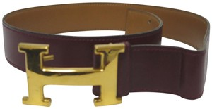Hermès Reversible H Logo Belt Kit 226808