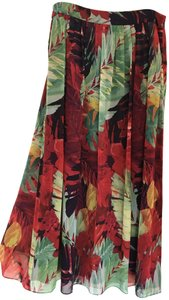 Vince Camuto Maxi Skirt Multi